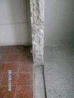Къртене на подпрозоречна стена 2